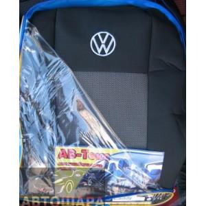 Чехлы на сиденья Volkswagen Polo до 2010г. - Ав-Текс