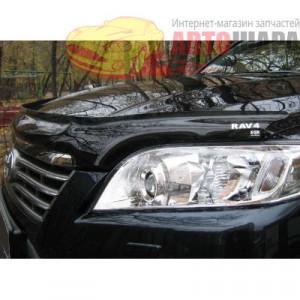 Мухобойка Toyota RAV 4 2011 ТЕМНЫЙ 1 ШТ. EGR
