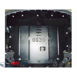 Защита Hyundai Accent V 2015-2016 V- все двигатель, КПП, радиатор - Kolchuga