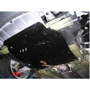Защита Opel Insignia A 2008-2016 V-1,8; 2,0 двигатель, КПП - Премиум ZiPoFlex - Kolchuga