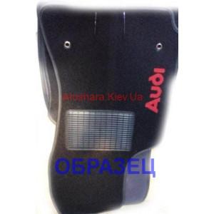Коврики текстильные AUDI Q3 с 2011 черные в салон