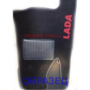 Коврики текстильные LADA 2101-2107 черные в салон