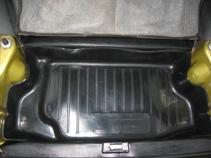 Коврик в багажник Ока (пластиковый) L.Locker
