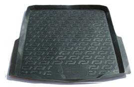 Коврик в багажник Skoda Superb (08-) твердый L.Locker