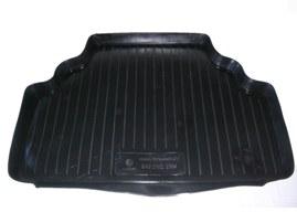 Коврик в багажник ВАЗ 2104 (пластиковый) L.Locker