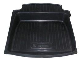 Коврик в багажник ВАЗ 2106 (пластиковый) L.Locker