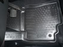 Коврики Seat Altea Freetrack (07-) полиуретан (резиновые) L.Locker