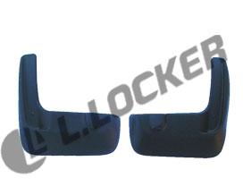 Брызговики Honda Accord (07-) задние комплект Lada Locker