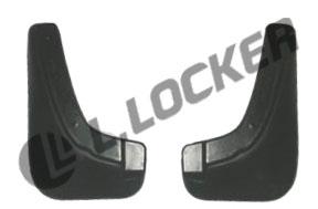 Брызговики Kia Cerato (09-) передние комплект Lada Locker