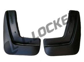 Брызговики Chevrolet Aveo II седан (12-) задн.комплект Lada Locker