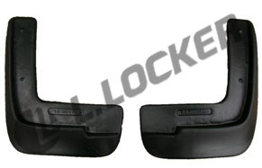 Брызговики Hyundai Solaris (10-) передние комплект Lada Locker