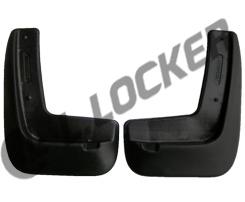 Брызговики Kia Ceed III хетчбек (12-) передние комплект Lada Locker