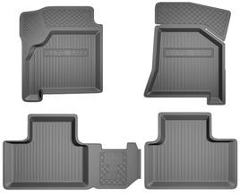 Коврики в салон ВАЗ 2110-12 полиуретан (резиновые) комплект Lada Locker