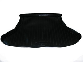 Коврик в багажник ВАЗ 2112 (пластиковый) Lada Locker