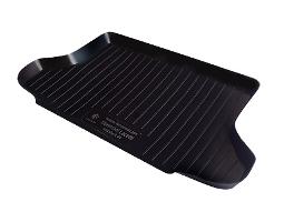 Коврик в багажник Chevrolet Lacetti хетчбек (04-) - (пластиковый) Лада Локер
