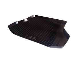 Коврик в багажник Chevrolet Lacetti седан (04-) - (пластиковый) Лада Локер