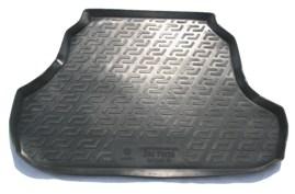 Коврик в багажник Zaz Forza хетчбек (11-) - (пластиковый) Лада Локер