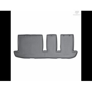 Коврики Infiniti JX (12-) (3-ряд) полиуретановые комплект - Norplast