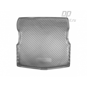 Ковер багажника Nissan Almera RU (G11) седан (13-) полиуретановые - NorPlast