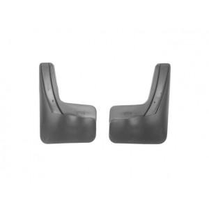 Брызговики Kia Rio (RUS(QB) седан (11-) задние комплект - Norplast
