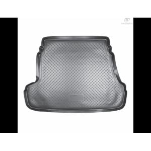Коврик в багажник Hyundai Elantra седан (06-) резиновые Norplast