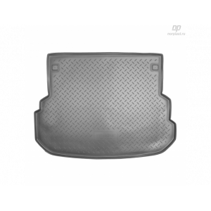 Коврик в багажник Mercedes GLK резиновые Norplast