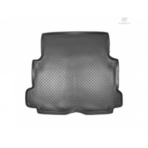 Коврик в багажник Volvo S60 седан (04-) резиновые Norplast
