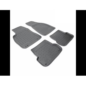 Коврики Audi A4 (01-07) резиновые Norplast