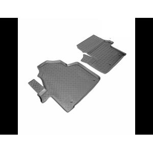 Коврики Mercedes Sprinter (06-11)/Volkswagen Crafter (06-) резиновые пер Norplast