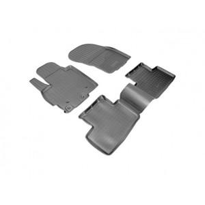 Коврики Mitsubishi ASX (09-) резиновые Norplast