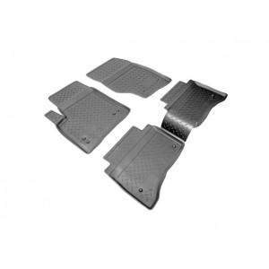 Коврики Porscheе Cayenne (02-) резиновые Norplast
