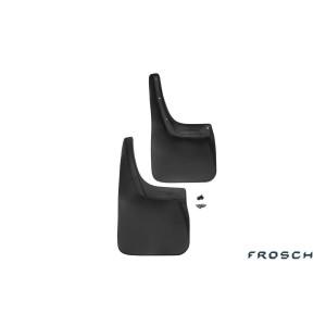 Брызговики задние NISSAN Pathfinder 2010-> (полиуретан) Novline - Frosch