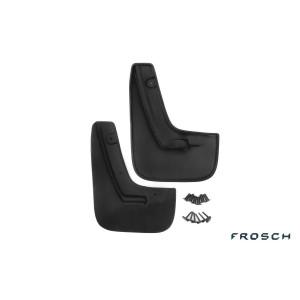 Брызговики задние OPEL Astra H 2007->, седан (полиуретан) Novline - Frosch