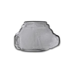 Коврик в багажник для Тойота Camry, 2011->, 2.5L /3.5L седан (полиуретан, бежевый) - Novline