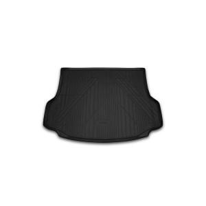 Коврик в багажник для Тойота Rav 4, 2015->, кросс., с докаткой, 1 шт. (полиуретан) - Novline