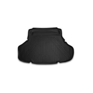 Коврик в багажник LEXUS ES250, 2015->, 1 шт. (полиуретан) - Novline