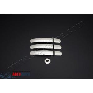 Ford Tourneo Custom Дверные ручки (нерж.) 3-дверн. 7 шт.