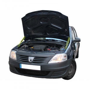Газовый упор капота для RenaultLogan2004-2013 2 шт.