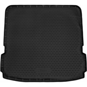Коврик в багажник SSANGYONG Rexton 2017 - > Европа, 1 шт. (полиуретан) - Novline
