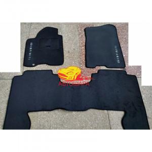 Коврики текстильные INFINITI FX37/FX50/FX30D с 2009 серые в салон