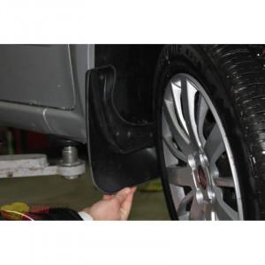 Брызговики передние FIAT Linea 2007- (полиуретан) Novline