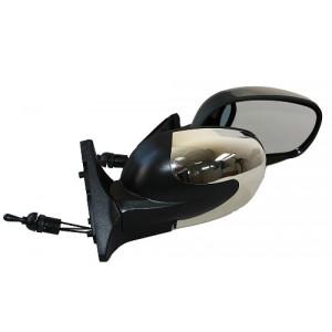 Зеркало боковое YH-3298/LADA 04,05,07/Black/черное
