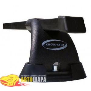 Багажник в штатные места - стальной профиль - Ш-29 - 130 см - Десна Авто