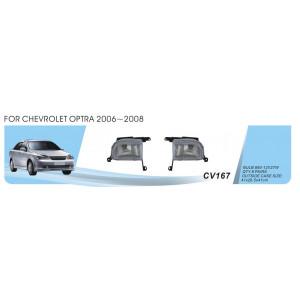 Фары доп.модель Chevrolet Lacetti/Optra/2006