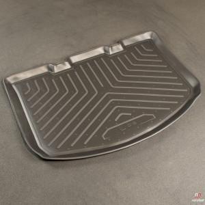 Коврик в багажник Citroen C3 (03-) твердый Norplast