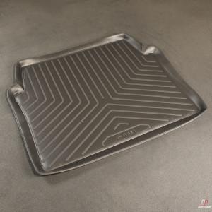 Коврик в багажник Mercedes 124 (1984-95) резиновые Norplast