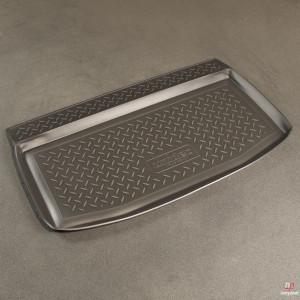 Коврик в багажник Mitsubishi Colt хетчбек (04-) твердый Norplast