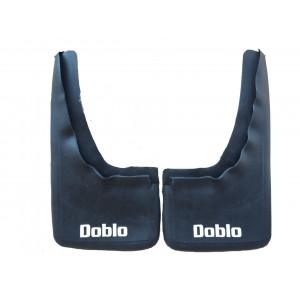 Брызговики Fiat Doblo 01-08 (задние-2шт) - AVTM