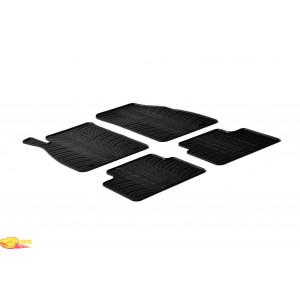 Резиновые коврики Gledring для Opel Insignia 2008-2013