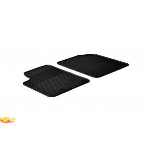 Резиновые коврики Gledring для Citroen Berlingo (mkI) 2002-2007